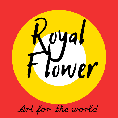 logo royal-flower.com
